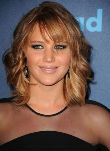 Jennifer Lawrence GLAAD Awards