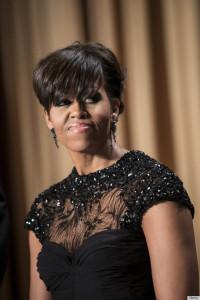 Michelle Obama White House Correspondents Dinner