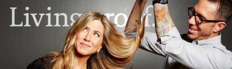 Seriously, Jen Aniston Has Bad Hair Days Too