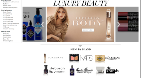 Amazon Finally Gets Luxe Beauty