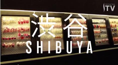 Globe Trotting: Serious Nail Art From Shibuya,Tokyo